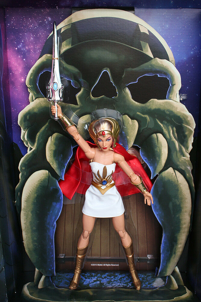 SDCC 2016 Exclusive Mattel the Masters of the the the Universe She-Ra doll puppe c22d08