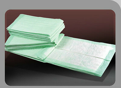 """100 PUPPY UNDERPADS DOG PEE PADS WEE """"17 X 24"""""""