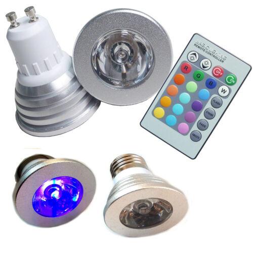 Licht Led Strahler Farbtherapie Lampe Ändern Farbe Fernbedienung Mehrfarbig 3004
