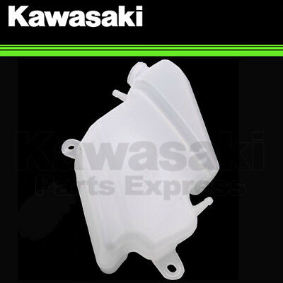 NEW 2012 - 2016 GENUINE KAWASAKI NINJA 650 COOLANT RESERVOIR TANK 43078-0553