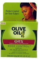 Organic Root Stimulator Olive Oil Edge Control Gel, 2.25 Oz (pack Of 9) on sale