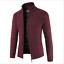 Men-039-s-Sweater-Winter-Warm-Thicken-Zipper-Cardigan-Solid-Casual-Knitwear-Coat-Top thumbnail 13