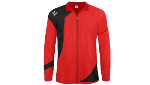 Präsentationsjacke,Trainingsjacke,Sportjacke Rot Lapwing Chabaane