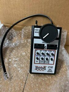 Digitrax-2020-UT4D-DCC-Duplex-Radio-Equipped-Throttle-4-Digit-Addressing-BNIB
