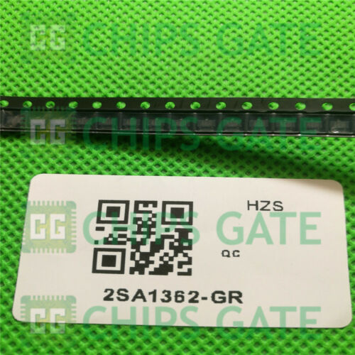 SOT-23 100PCS NEW 2SA1362-GR TOSHIBA D//C:16