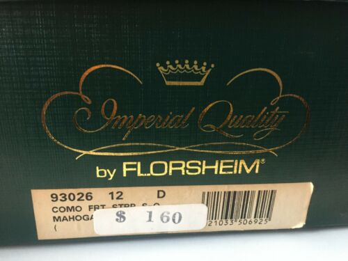 FLORSHEIM NEW SHOES