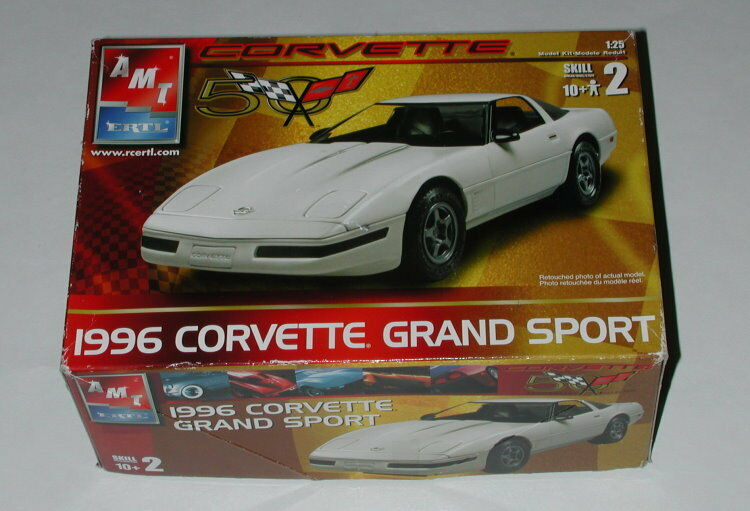 AMT ERTL Corvette Grand Sport Sealed Contents