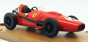Brumm AUTO modello IN SCALA 1/43 R68-FERRARI D246 HP215 1957-Rosso