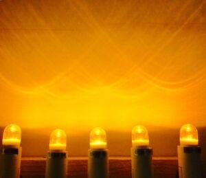 Set-5x-LED-0-6W-E14-Klar-Gelb-farbig-Kronleuchter-Tropfenlampe-Guenstig-Angebot
