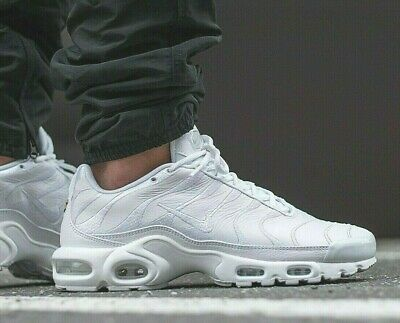 New NIKE Air Max Plus TN leather Men's