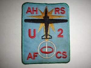 Vietnam-War-Patch-US-Air-Force-99th-Strategic-Recon-Squadron-AHRS-U-2-AFCS
