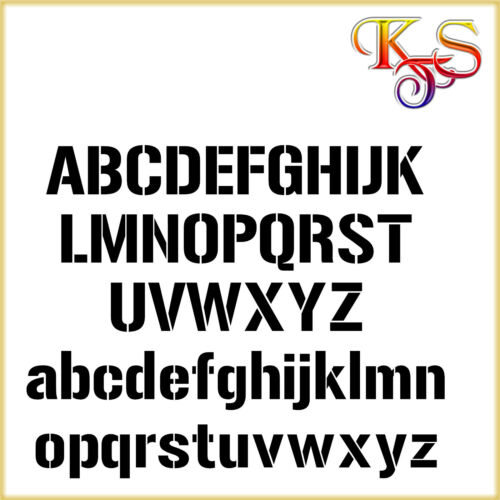 h9 ♥♥ DECAL sticker furniture door Car Tiles Wall Tattoo Letter Name ♥♥