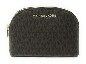 Michael-Kors-Jet-Set-Travel-Large-Travel-Pouch-Cosmetic-Makeup-Bag-Leather