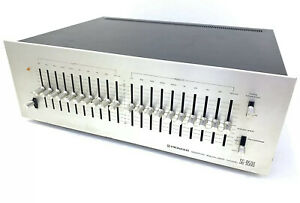 PIONEER-SG-9500-SPEC-Vintage-1977-Stereo-Graphic-Equalizer-High-End-Like-New