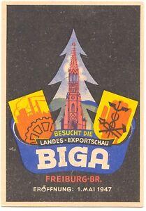 FRANZOSISCHE-ZONE-BADEN-BESUCHT-DIE-LANDES-EXPORTSCHAU-034-BIGA-034-FREIBURG-BR-SST