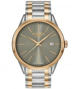 Roamer-Gents-Superior-Two-tone-Rose-Gold-Watch-508833-490551