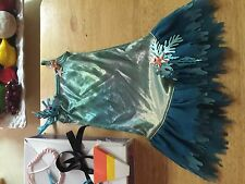 American Girl Mermaid Costume 2007 Retired 2008 EUC Extremely Rare
