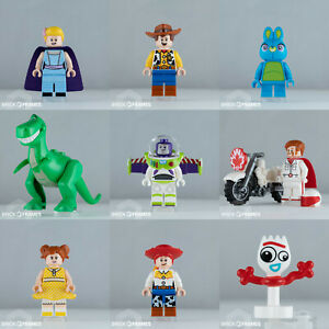 LEGO-Toy-Story-4-Minifigures-Brand-New-SELECT-YOUR-MINIFIG-Pixar