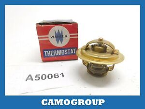 Thermostat Refrigerant Coolant Thermostat Wahler for Fiat Croma Ducato B31583