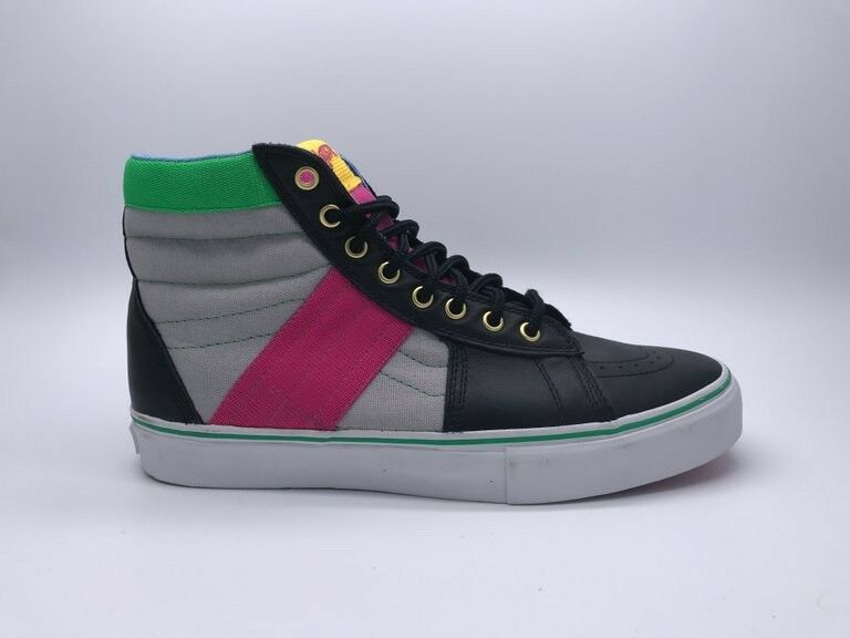 VANS SK8 Hi LX 13 VAULT STANDARD ISSUE SUPREME SYNDICATE Niebla DQM HUF BLENDS FA