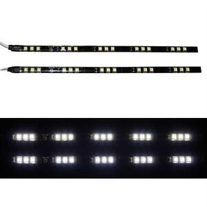 2x30cm-Xenon-LED-Tagfahrlicht-extrem-hell-SMD5050