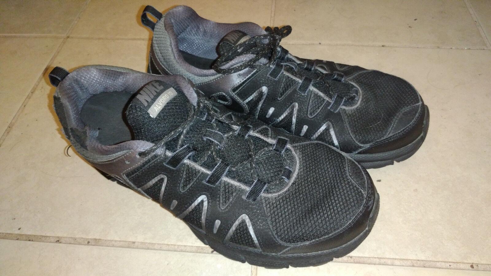 nike air alvord alvord alvord 10 uomini dimensioni 11 11,5 12 tracce scarpa da corsa, scarpe nere   Moda    Prestazione eccellente    Di Qualità Superiore    Scolaro/Signora Scarpa  1e66e8