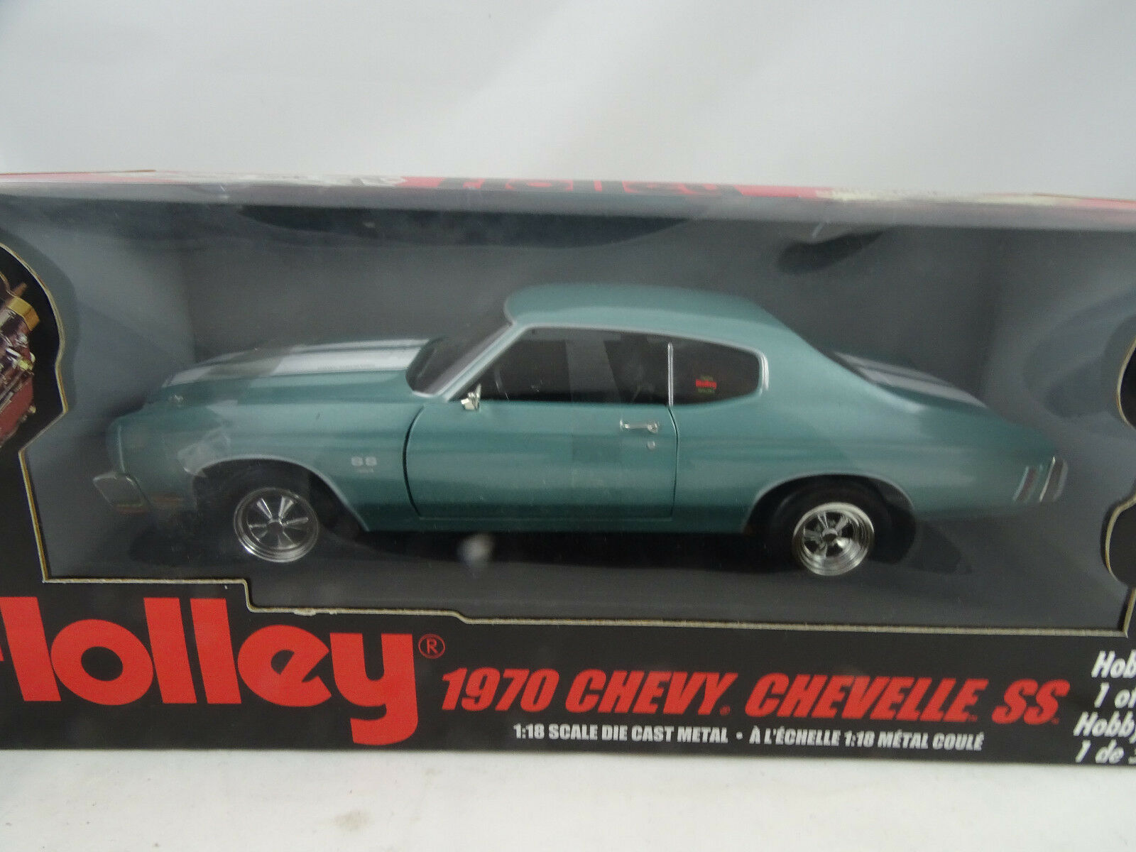 1:18 ERTL  36983 Holley 1970 Chevy Chevelle SS-rarità §