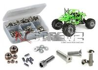Rc Screwz Axi024b Metal Shield Bearings Axial Smt10 Grave Digger Mt on sale