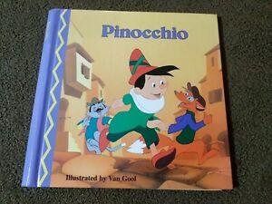 Van-Gool-039-s-Pinocchio-Hardcover-Paradise-Press