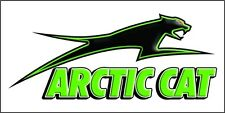 Arctic Cat Banner #1 Sno Pro Crossfire Snowmobile  High Quality!!!!