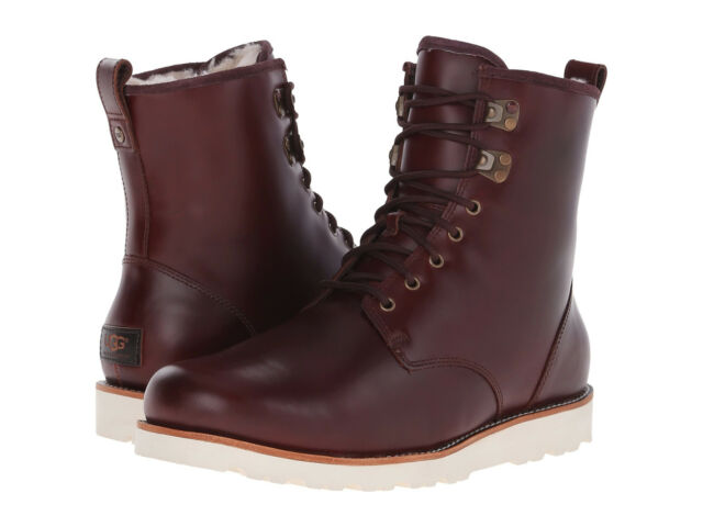 557b3f53d41 Men UGG Australia Boot Hannen TL Cordovan Waterproof Leather 1008142 ORG 11