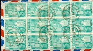 427010-Burma-Nr-67-Zwolferblock-u-a-Kriegsende-Rangoon-Luftpost-n-GB
