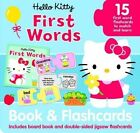 Hello Kitty Jigsaw Flashcards First Words by Sanrio (Multiple copy pack, 2015)