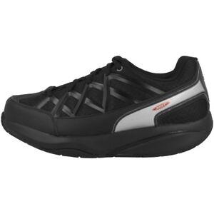 Details zu MBT Sport 3 Women Schuhe Damen Fitness Gesundheitsschuhe Sneaker black 400335 03