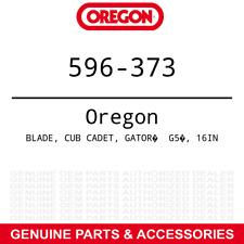 "Oregon 595-609 High Lift Gator G5 17-3//8/"" Mulching Blade AYP Husqvarna 3-PACK"