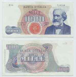 REPUBBLICA-ITALIANA-1000-Lire-034-Verdi-1-tipo-034-1962-2