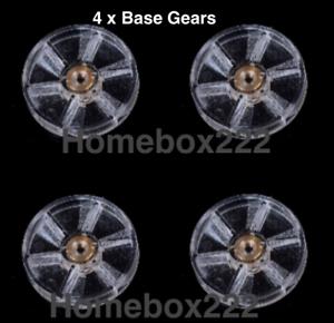 4 X Haut Base Gear De Remplacement Pièces De Rechange Pour Mixeur 900W//600W