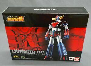 UFO Robot Grendizer Action Figure Bandai Soul of Chogokin GX-76 Grendizer D.C