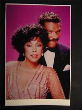 Diahann Carroll Billy Dee Williams VINTAGE Oversize 11x17 PHOTO By Langdon 15Q