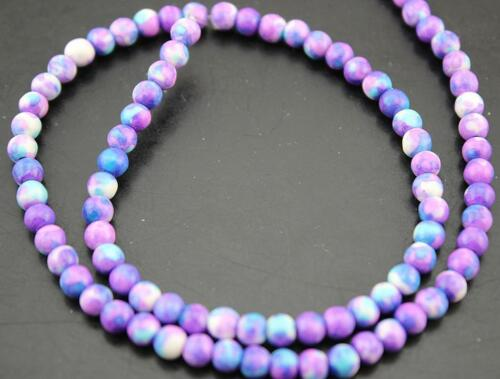 """Mixte 15/"""" 1 Strand Natural Gemstone Round Loose Spacer Beads 4 mm Do it yourself 92PCS Perles"""