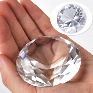 60mm-Crystal-Diamond-Clear-Cut-Glass-Large-Giant-Diamond-Wedding-Gifts-Jewel