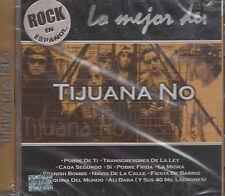 Tijuana No Lo Mejor de Rock En Español New Nuevo Sealed