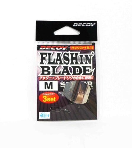 2108 Decoy BL-1S Flashin Blade Silver Size M