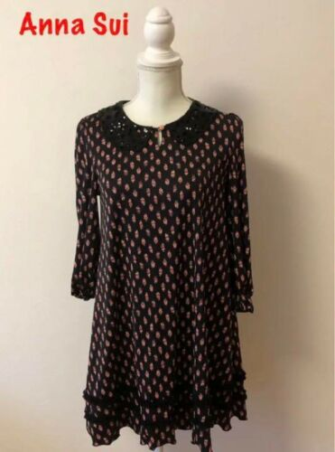 Dolly girl Anna sui Dress M size fashion Goods Vin