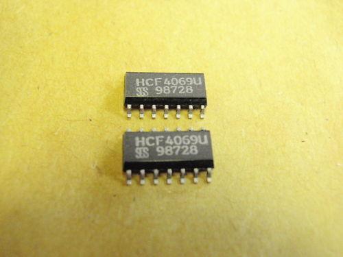 IC BAUSTEIN MOS 4069 SMD 2x             15576-118