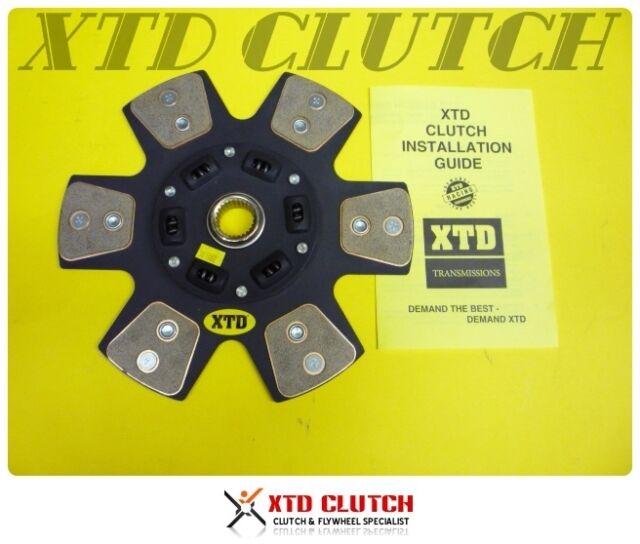 ECLIPSE TALON LASER XTD® 6 PUCK STAGE 3 CERAMIC CLUTCH DISC