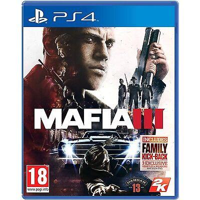 Mafia 3 for PS4