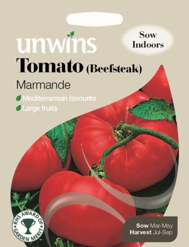 MARMANDE 70 semi Unwins pacchetto pittorico-verdura-pomodoro ciliegino beefsteak