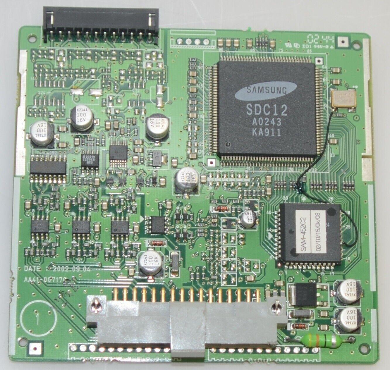 Nuevo Conjunto Samsung Original de AA95-01799G sub-PCB, CONV mdl