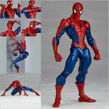 Kaiyodo Revoltech Yamaguchi Spider-man Action Figure Toy